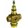 Honeywell PIPE SIZE: 1 1/2 INCH, CV: 29.3. 3-WAY, MIXING, WATER/GLYCOL.