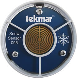 Tekmar Snow Sensor - Aerial Mounting.  M3065 replaces  blue sensor disk of  Snow Sensor 095.